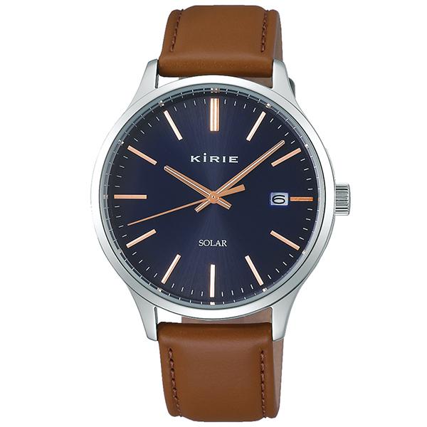 KiRIE キリエ SEIKO セイコー TiCTAC オリジナル ペア ソーラー腕時計 メンズ AAND704
