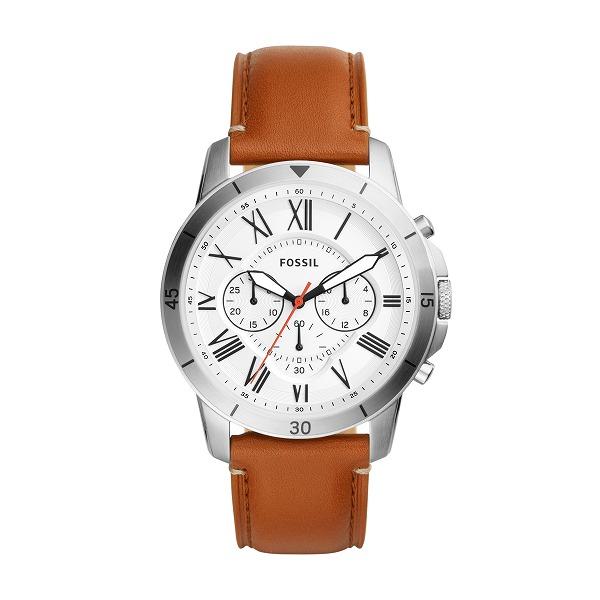 FOSSIL フォッシル GRANT SPORT 【国内正規品】 腕時計 メンズ FS5343 【送料無料】