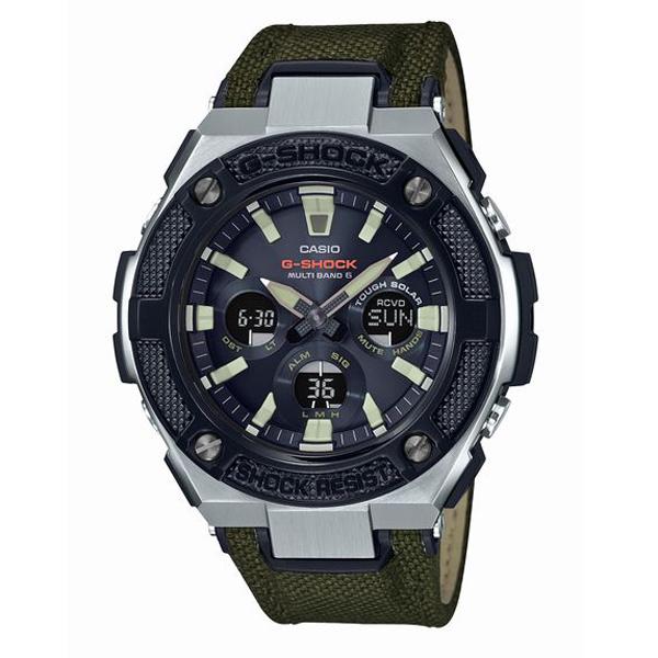 G-SHOCK ジーショック CASIO カシオ G-STEEL ジースチール 腕時計 GST-W330AC-3AJF 【送料無料】