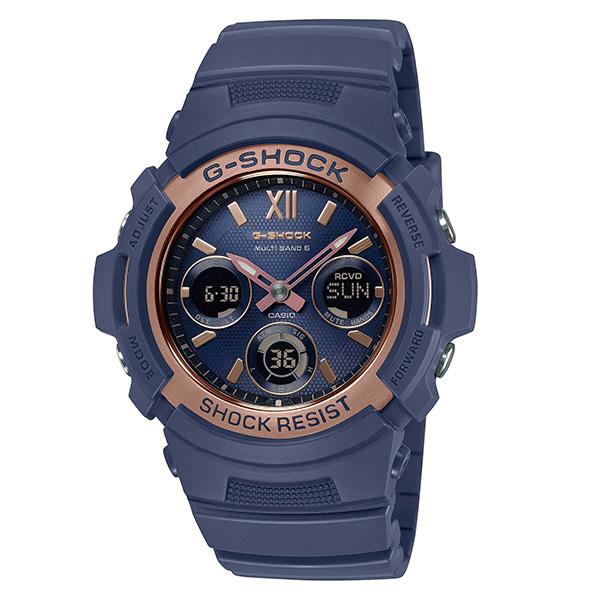 G-SHOCK カシオ Gショック Precious Heart Selection ペアモデル  腕時計 メンズ  AWG-M100SNR-2AJF