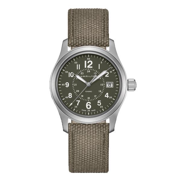 HAMILTON ハミルトン Khaki Field カーキ フィールド 【国内正規品】 腕時計 H68201963 【送料無料】