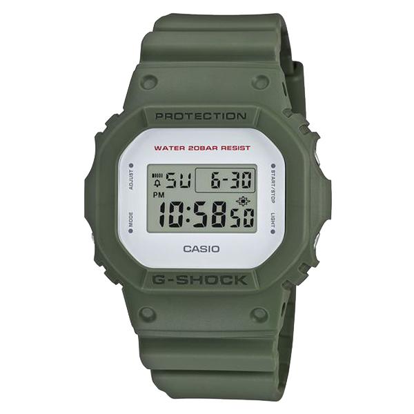 G-SHOCK ジーショック デジタル 【国内正規品】 腕時計 DW-5600M-3JF 【送料無料】