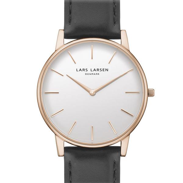 LARS LARSEN ラースラーセン LW47 【国内正規品】 腕時計  LL147RWBLL 【送料無料】