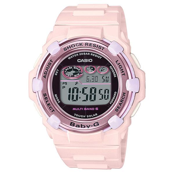 BABY-G カシオ ベイビージー Cherry Blossom Colors 桜 電波ソーラー 腕時計 レディス BGR-3000CB-4JF