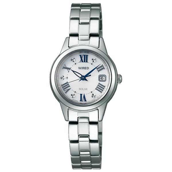 WIRED f ワイアード エフ SEIKO セイコー ソーラー 【国内正規品】 腕時計 レディース AGED078 【送料無料】