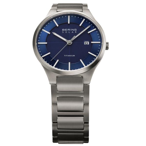 BERING ベーリング Full Titanium Solar フルチタンソーラー 腕時計 メンズ BER-15239-777 【送料無料】