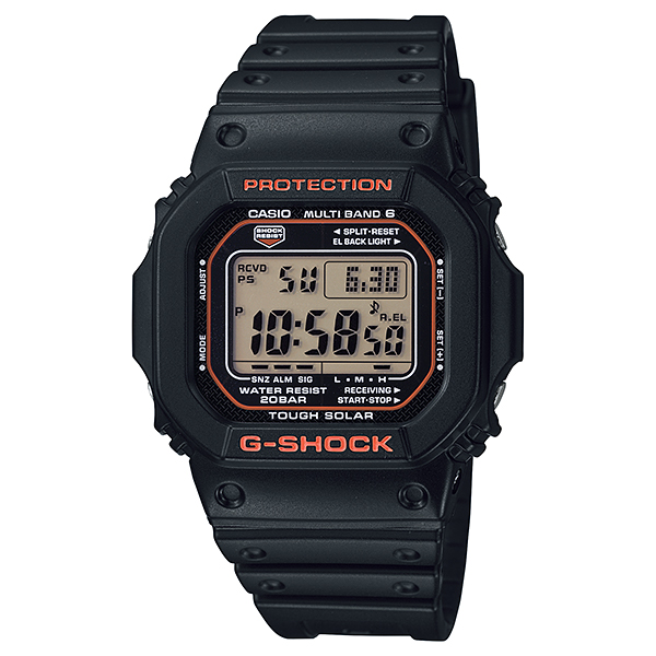 G-SHOCK ジーショック CASIO カシオ 電波ソーラー 【国内正規品】 腕時計 GW-M5610R-1JF 【送料無料】