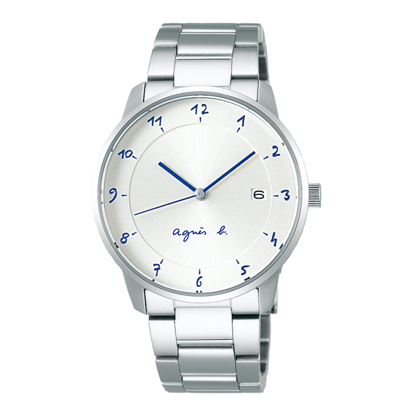 agnes b. アニエスベー マルチェロ 【国内正規品】 腕時計 メンズ FBRK997 【送料無料】