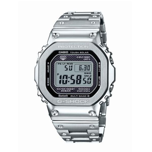 G-SHOCK ジーショック CASIO カシオ 35th Anniversary Limited Edition Full Metal フルメタル 国内正規品 腕時計 メンズ GMW-B5000D-1JF 【送料無料】