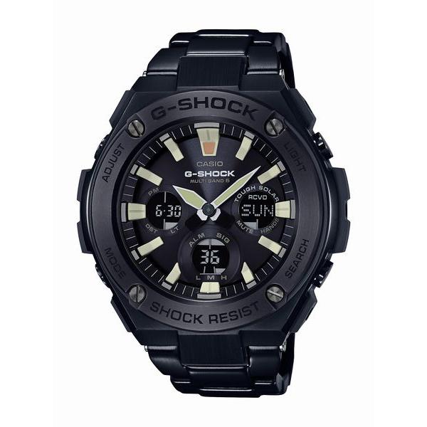 G-SHOCK ジーショック G-STEEL ジースチール 【国内正規品】 腕時計 メンズ GST-W130BD-1AJF 【送料無料】
