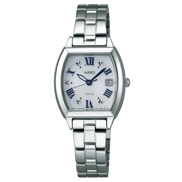 WIRED f ワイアード エフ SEIKO セイコー ソーラー 腕時計 レディース AGED075 【送料無料】