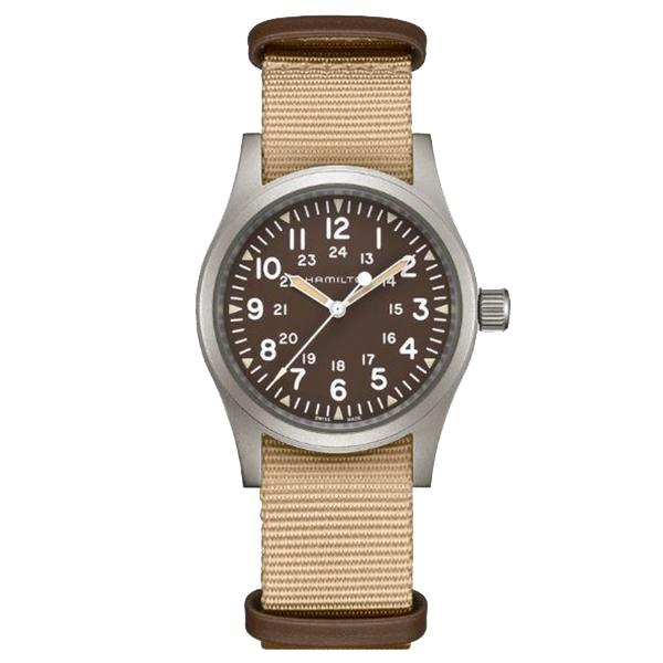 HAMILTON ハミルトン Khaki Field Mechanical カーキ フィールド メカニカル 手巻 腕時計 メンズ H69439901