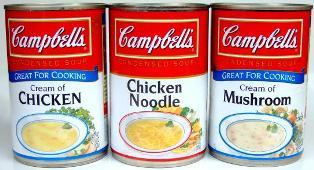 新作製品、世界最高品質人気! 1点から御注文承ります 安価で早いレターパックプラス発送OK おいしい 簡単で人気のスープです Campbells キャンベルスープ チキンクリーム ~ 贈呈 チキンヌードル 305g 298g マッシュルームクリーム