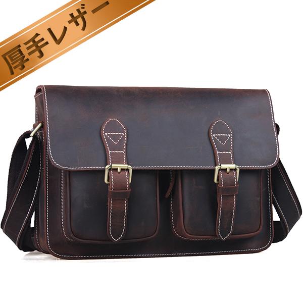 Goog.yu Men Messenger Bags Briefcase Genuine Leather Men Bags Fashion Brand Designer Handbags Shoulder Vintage Retro Cow Bags Various Styles Home