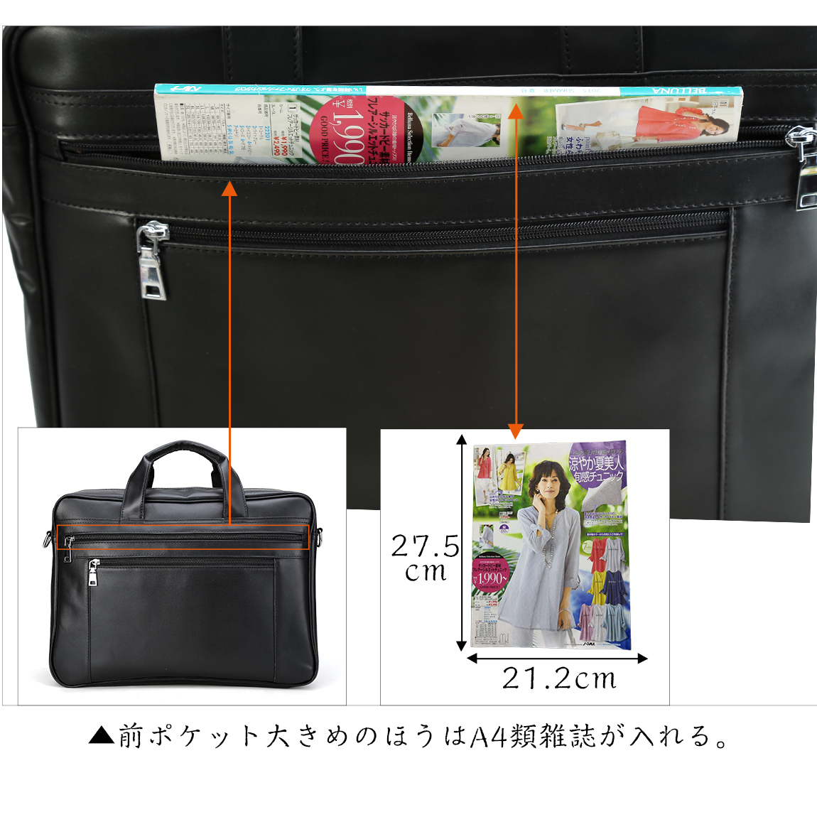 17 inches of TIDING B4 super large-capacity genuine leather  ビジネスバッグメンズブリーフケースナッパレザー luxury calfskin PC-adaptive 2WAY commuting business  trip bag new