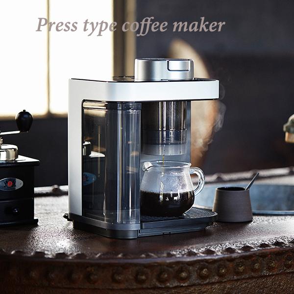 タイガー コーヒーメーカー ACQ-X020WF フロストホワイト GRANDX グランエックス 1杯抽出 チタンコートメッシュフィルター ブラックコーヒー