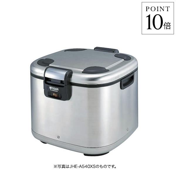 タイガー業務用電子ジャー「炊きたて」4升保温専用JHE-A720XS ステンレス ステンレス