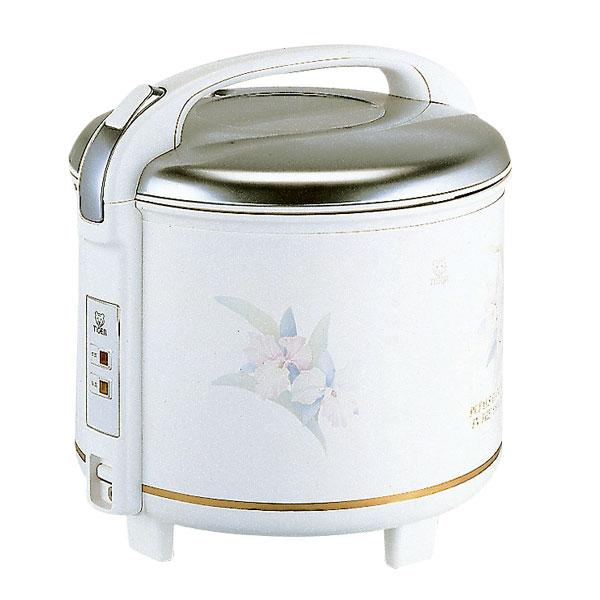 タイガー 業務用 炊飯器 「炊きたて」 1升5合 JCC-2700 タイガー魔法瓶 炊飯ジャー 厨房 ホテル レストラン 飲食 100V 花柄