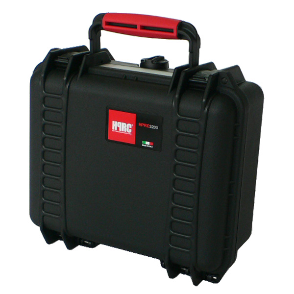 HPRC2200 ビデオカメラケース 防水・頑丈・ハード・ハンディタイプ・航空機持込みサイズ【ビデオカメラケース】【カメラケース用】【HPRC】