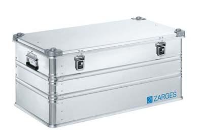 Zarges #40845/ドイツ製アルミケース・ジュラルミンケース