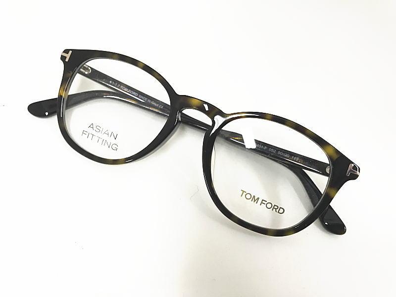 TOM FORD(トムフォード) TF5401-F 052 正規品  眼鏡 メガネ フレーム メンズ レディース ギフト べっ甲色