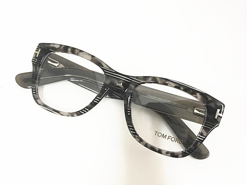 TOM FORD(トムフォード) TF5379 055 正規品 眼鏡 メガネ フレーム メンズ レディース ギフト グレー 芸能人