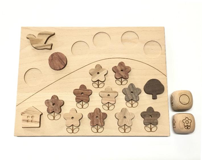 木製パズルゲーム