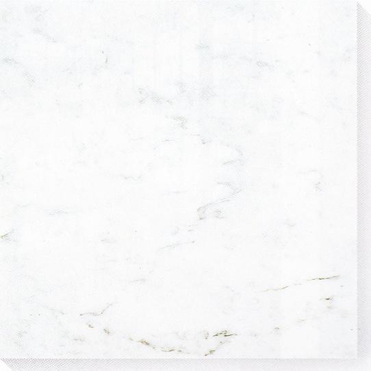 大理石 ビアンコカララ 白 磨き 600角(60センチ) 規格サイズ 600x600x20 一枚からの販売・単価 床・壁・リビング・玄関 クールマット・のし台としても