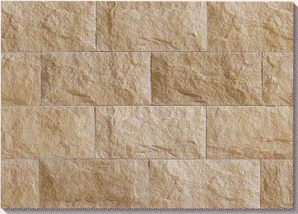 超軽量ストーン 天然石こぶ板風 タイル ケース販売(13枚入り) 壁用 390X190mm 茶ブラウン。加工が簡単(塀・玄関・店舗等のDIYリフォームにおすすめ)かるくて施工が楽々!タイル接着剤で貼れます