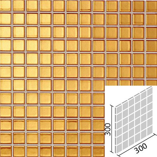 LIXIL INAX タイル ニュアンス 50mm角ネット張り IM-50P1/NY21
