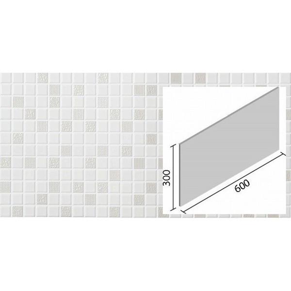 LIXIL INAX タイル スマートモザイクシート 600×300mm(1シート) SMTS-630/NY-31