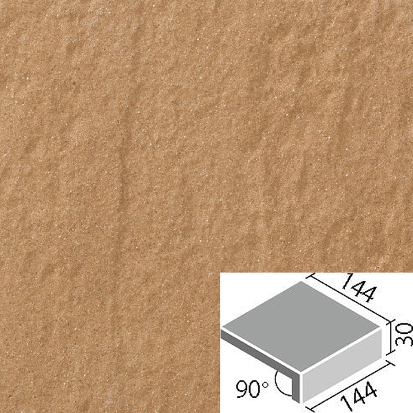 LIXIL INAX タイル アレス 150mm角垂れ付段鼻 ALS-151/7