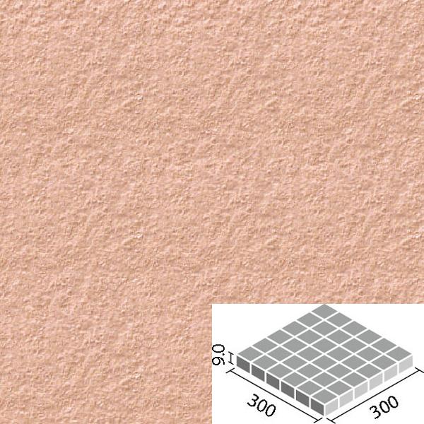 LIXIL INAX タイル アコルディG 50mm角紙張り ADG-155M/242