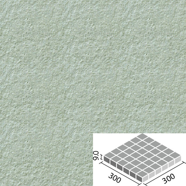 LIXIL INAX タイル アコルディG 50mm角紙張り ADG-155M/281