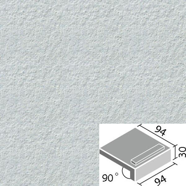 タイル アコルディG 100mm角垂れ付き段鼻 ADG-101M/261 / LIXIL INAX