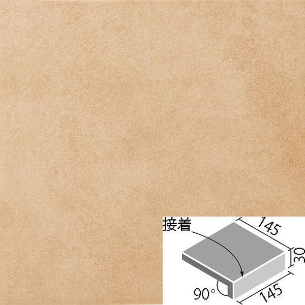 LIXIL INAX タイル スタイルプラス フォスキー 150mm角垂れ付き段鼻(外床タイプ)(接着) IPF-151S/FSL-13