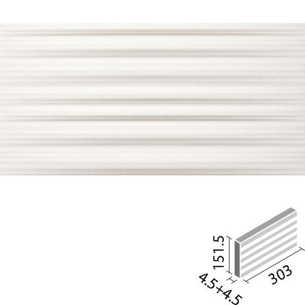 布を張ったようなしなやかなレリーフが特長です 完全送料無料 照明と合わせて空間を贅沢に演出します タイル エコカラットプラス グラナス 注文後の変更キャンセル返品 ラシャ LIXIL INAX ECP-315 RAX1 レリーフ 303×151角平