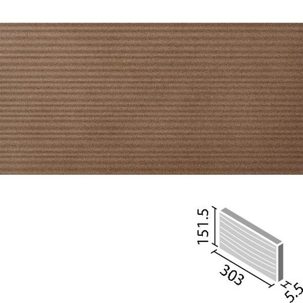 LIXIL INAX タイル エコカラットプラス グラナス ラシャ 303×151角調整用平 ECP-315/RAX3A