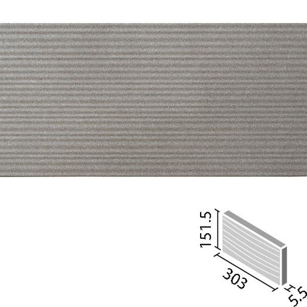 LIXIL INAX タイル エコカラットプラス グラナス ラシャ 303×151角調整用平 ECP-315/RAX4A