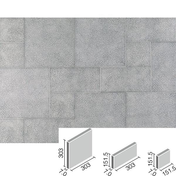 LIXIL INAX タイル エコカラットプラス レイヤーミックス 異形状セット ECP-SET/LAY3