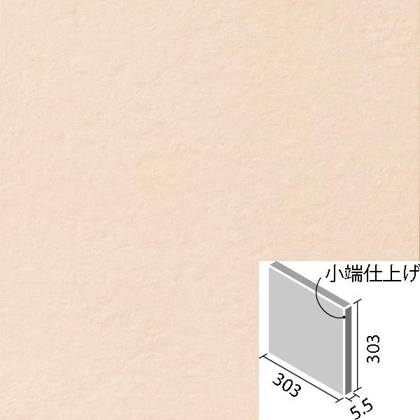 タイル アレルピュア ウォール ファインベース 303角片面小端仕上げ ARW-3031T/NN2NN / LIXIL INAX