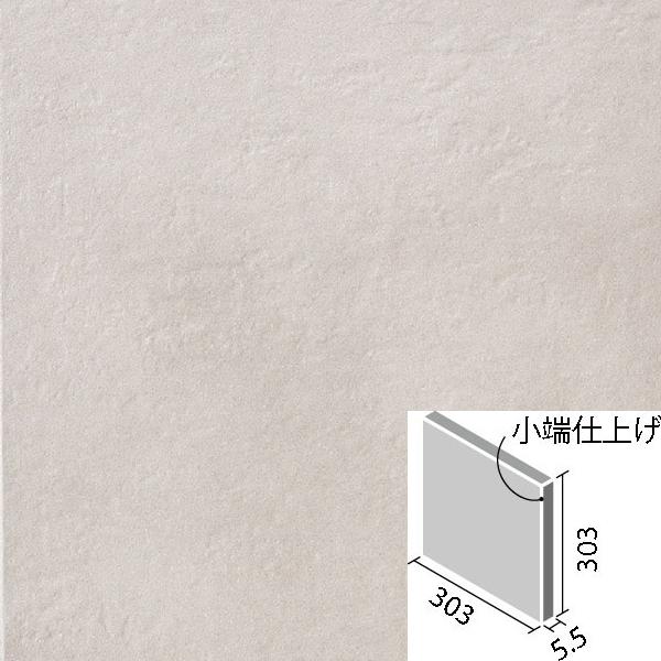 タイル アレルピュア ウォール ファインベース 303角片面小端仕上げ ARW-3031T/NN12 / LIXIL INAX