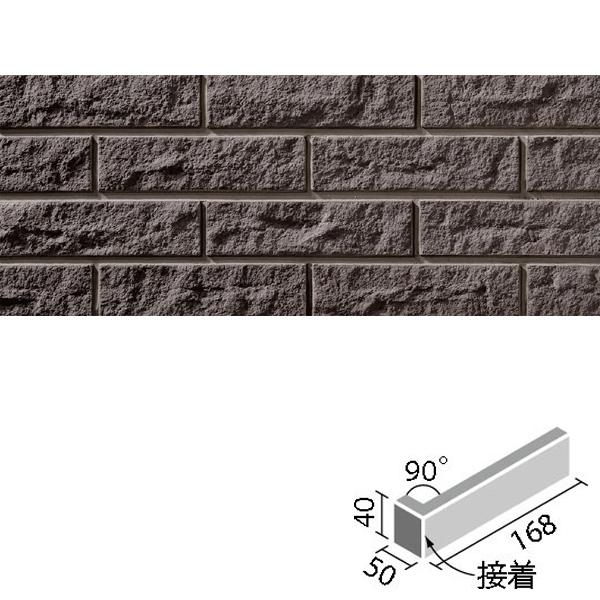 タイル クレイテッセラ2 90°曲(接着) CLY-40TN/90-14/22 / LIXIL INAX