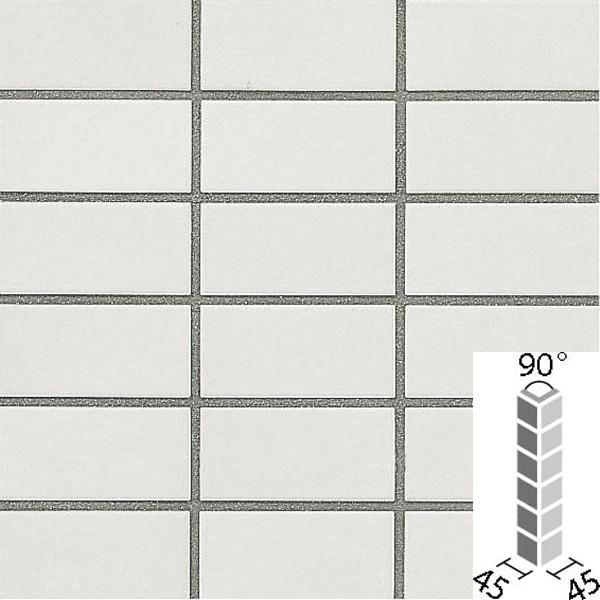 タイル プレインカラーネオ ベースカラー 90°曲紙張り COM-155/90-14/DPL-3 / LIXIL INAX