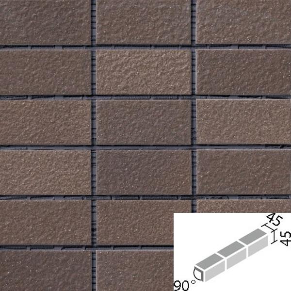 タイル ルガーレネクスト[モルタル張り用] 90°屏風曲紙張り COM-255/90-15/NRG-9 / LIXIL INAX
