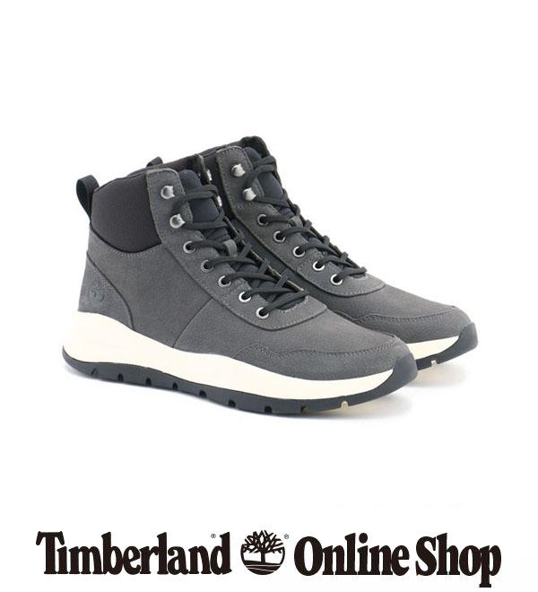 【公式】ティンバーランド メンズ ボロウズ プロジェクト スニーカー ブーツ - ミディアムグレー Timberland