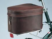BridgeStoneMoulton(ブリヂストンモールトン)オプションパーツ革製リヤバッグ, フジゴルフ a19b28e4