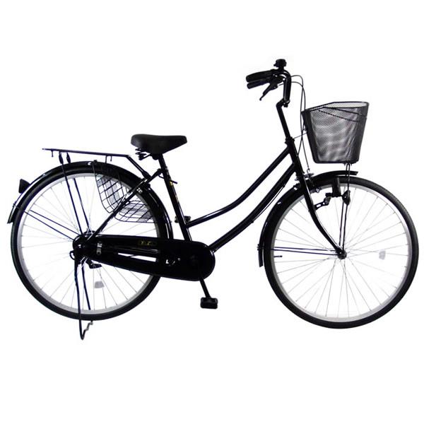 C.Dream/PROGEAR ママチャリ タウンサイクル 26インチ 変速なし お買得な価格の26型シンプルママチャリ シンプルタウンサイクル シティサイクル シードリーム プロギア CDREAM ブランド 特価品 サイクリング 自転車 シティサイクル