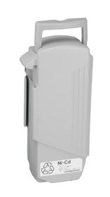 YAMAHA PAS (ヤマハ パス)ニカドバッテリー5Ah X02-W0769-00【スペアバッテリー】