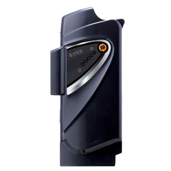【Panasonic/National パナソニック/ナショナル】【電動アシスト自転車用バッテリー】スペアバッテリー NKY491B02 (NKY461B02は生産終了 代替用バッテリー)【2013年 シュガードロップ ビビSXシティ ビビSX 2014年 ビビTX 他用】 【交換用バッテリー】